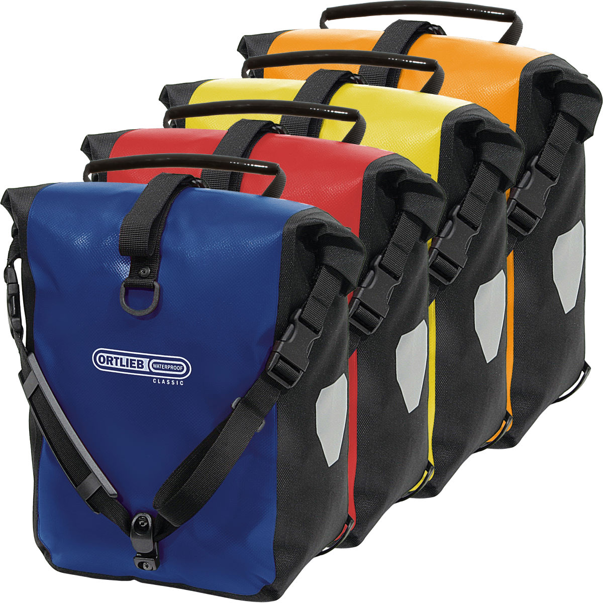 Ortlieb Front Roller Classic Panniers 2014