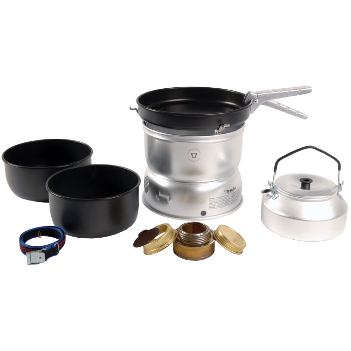 25-6 Stove And Cookware Set