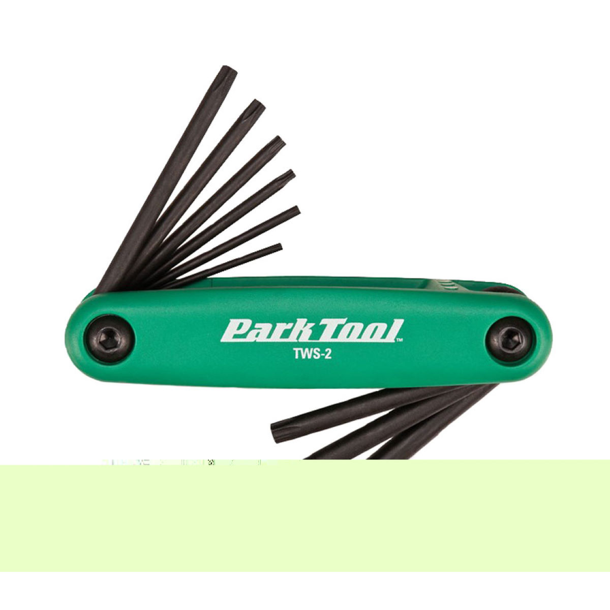 Park Tools Fold Up Torx Wrench Set