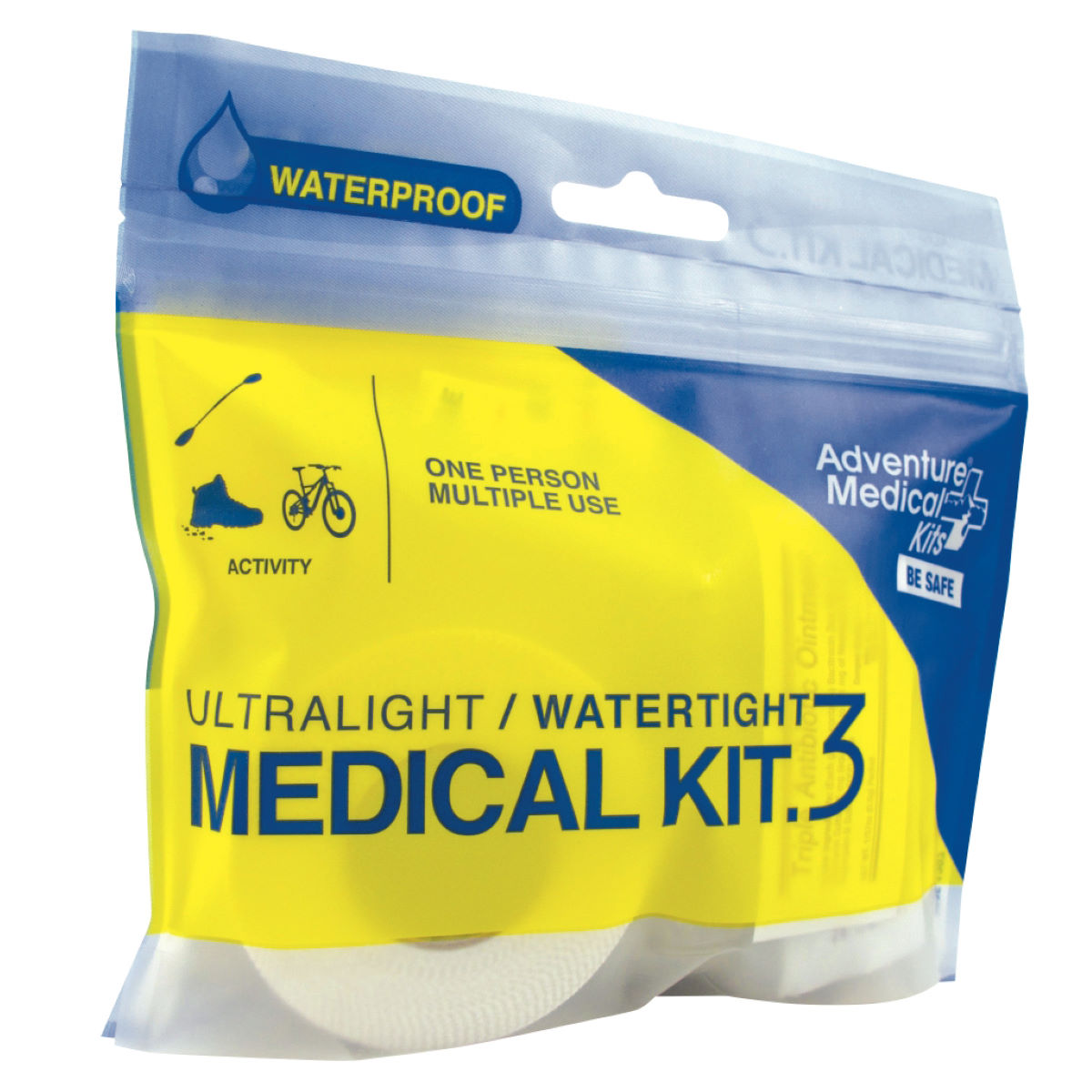AMK Ultralight & Watertight 3 First Aid Kit