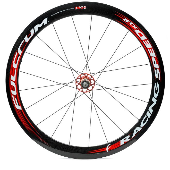 Racing Speed XLR Tubular Wheelset