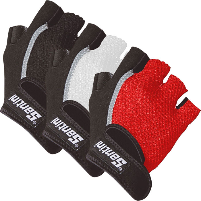 Gel Short Finger Gloves