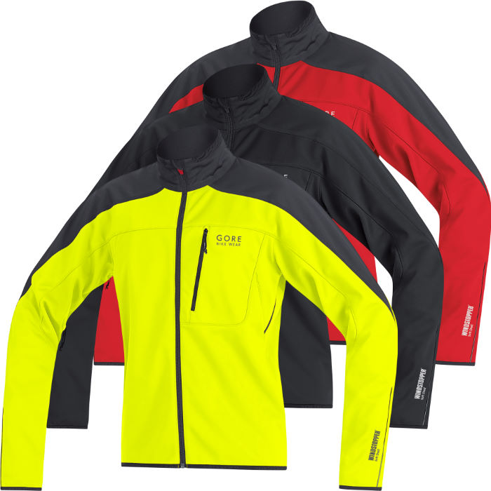 Tool Windstopper Softshell Jacket - 2012