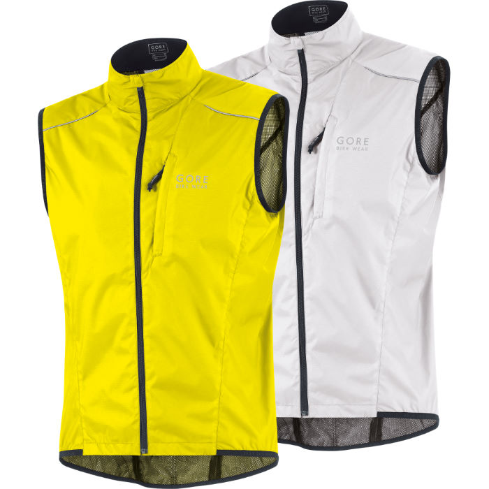 Countdown Active Shell Vest - 2012