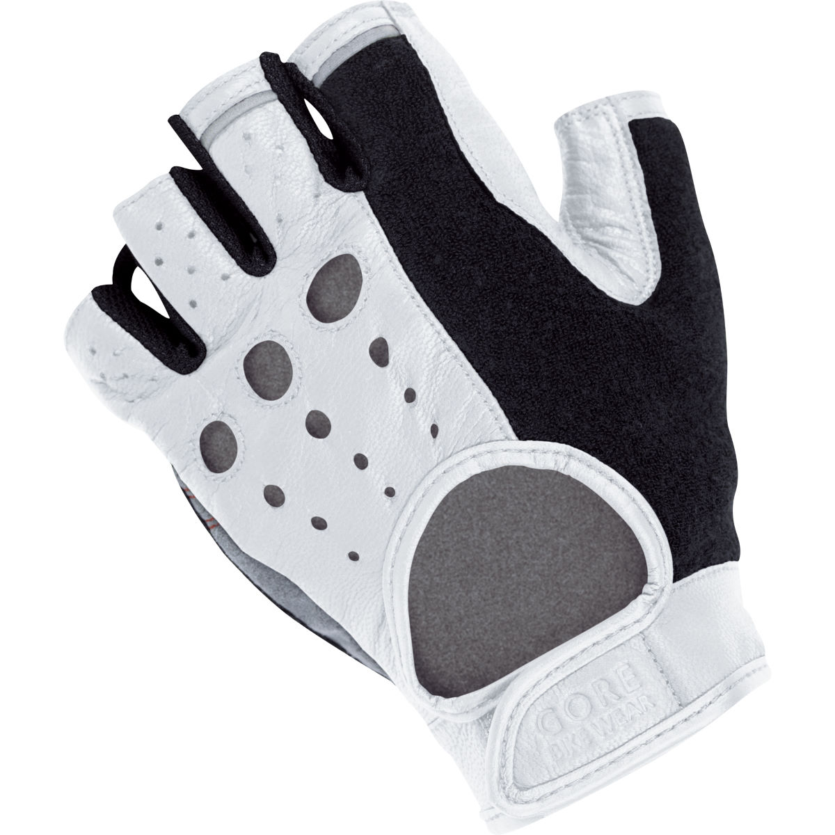 Gore Bike Wear Retro Tech Short Finger Cycling Gloves