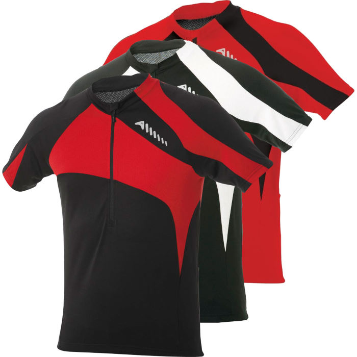 Asymetrix Short Sleeve Cycling Jersey
