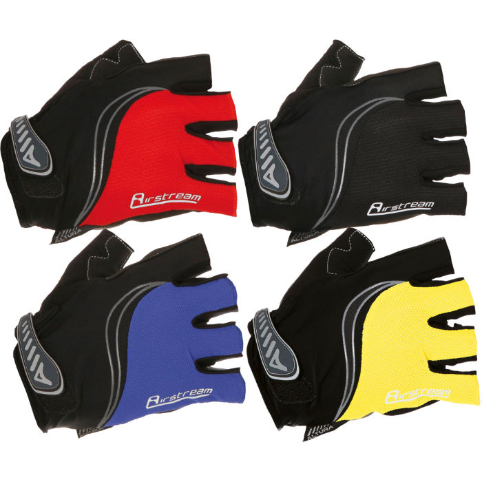 Airstream Mitts Short Finger Cycling Gloves