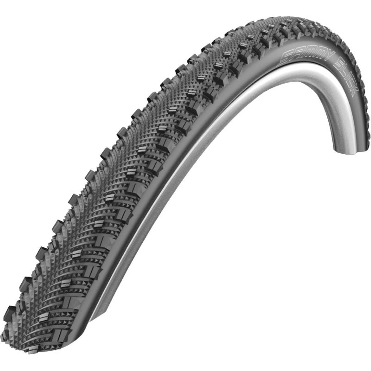 Schwalbe Sammy Slick Folding Cyclocross Tyre
