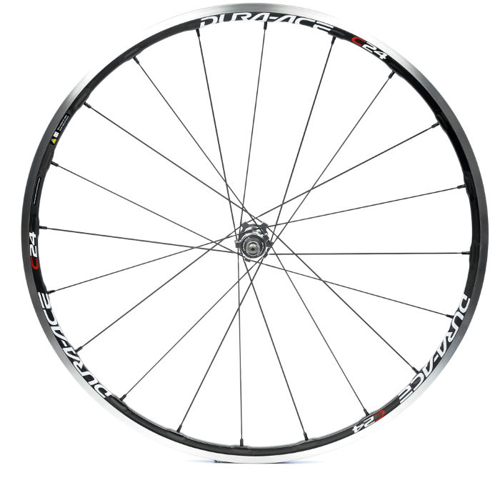 Dura-Ace 7900 C24 CL Clincher Rear Wheel