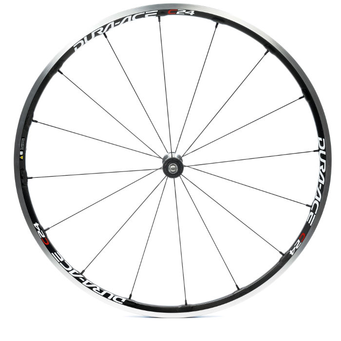 Dura-Ace 7900 C24 CL Clincher Front Wheel