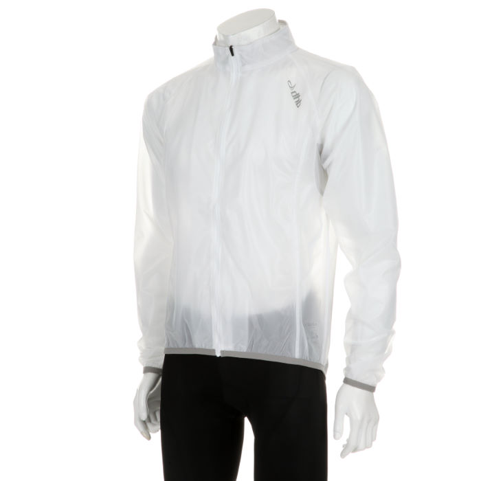 Clear Race Jacket