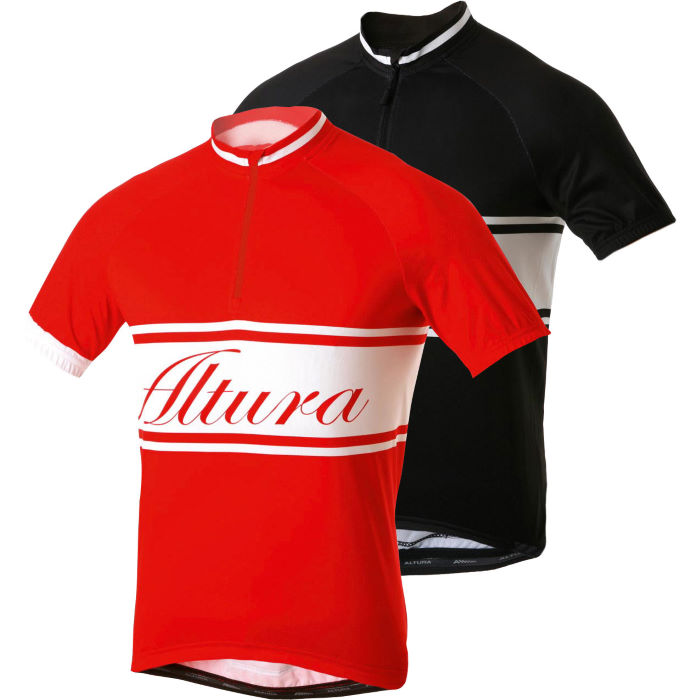 Classic Race Short Sleeve Jersey 2013