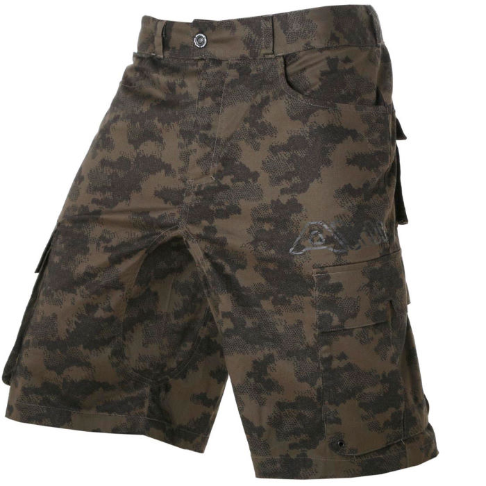 Fatigue Baggy Shorts