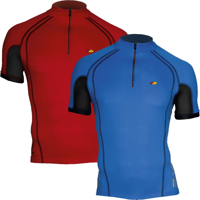Force Short Sleeve Jersey - 2012