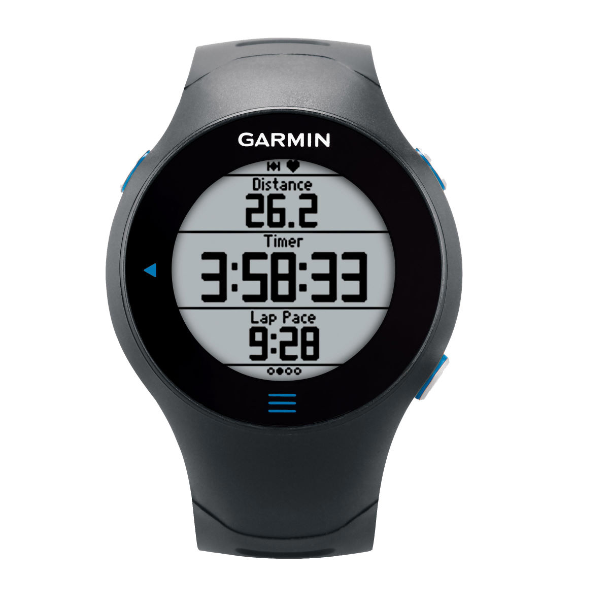Wiggle garmin forerunner 610 gps sports watch with hrm watches for Watches with gps