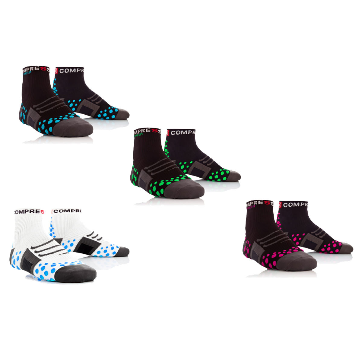 Compressport BIKE Pro Racing Socks