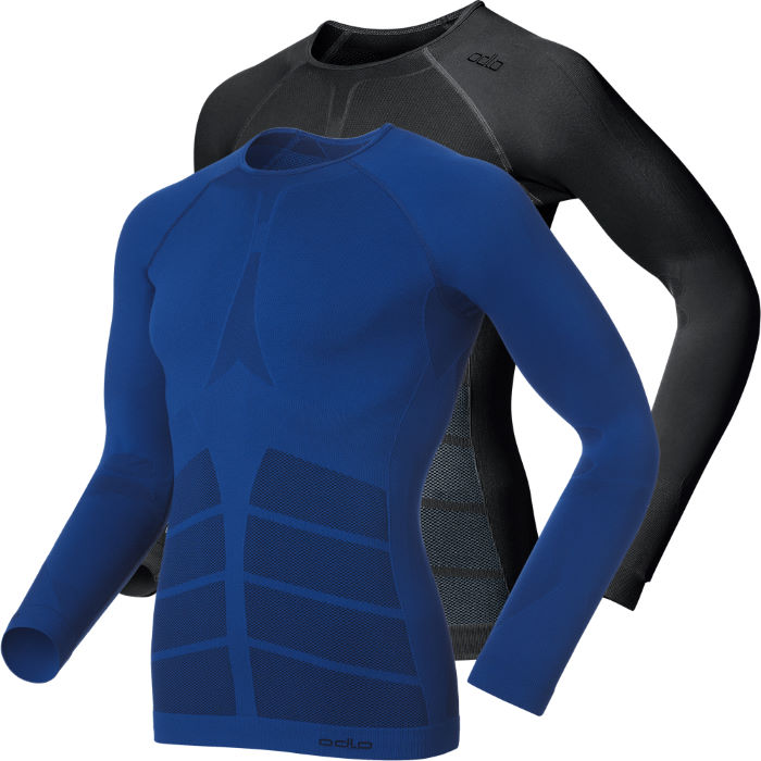 Evolution Warm Long Sleeve Base Layer