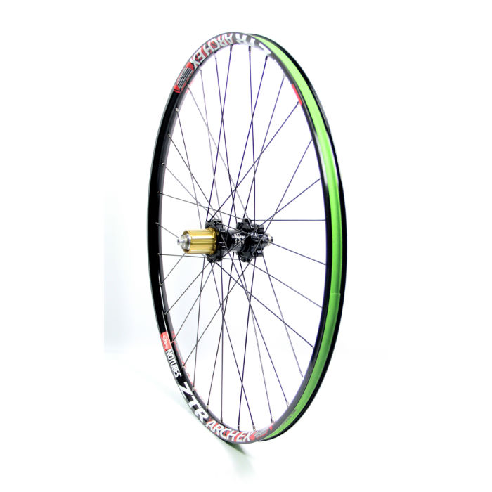 Hoops Pro2 Evo SP MTB Rear Wheel 2013