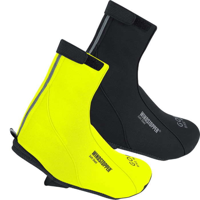 Road Softshell Thermo Overshoes - 2012