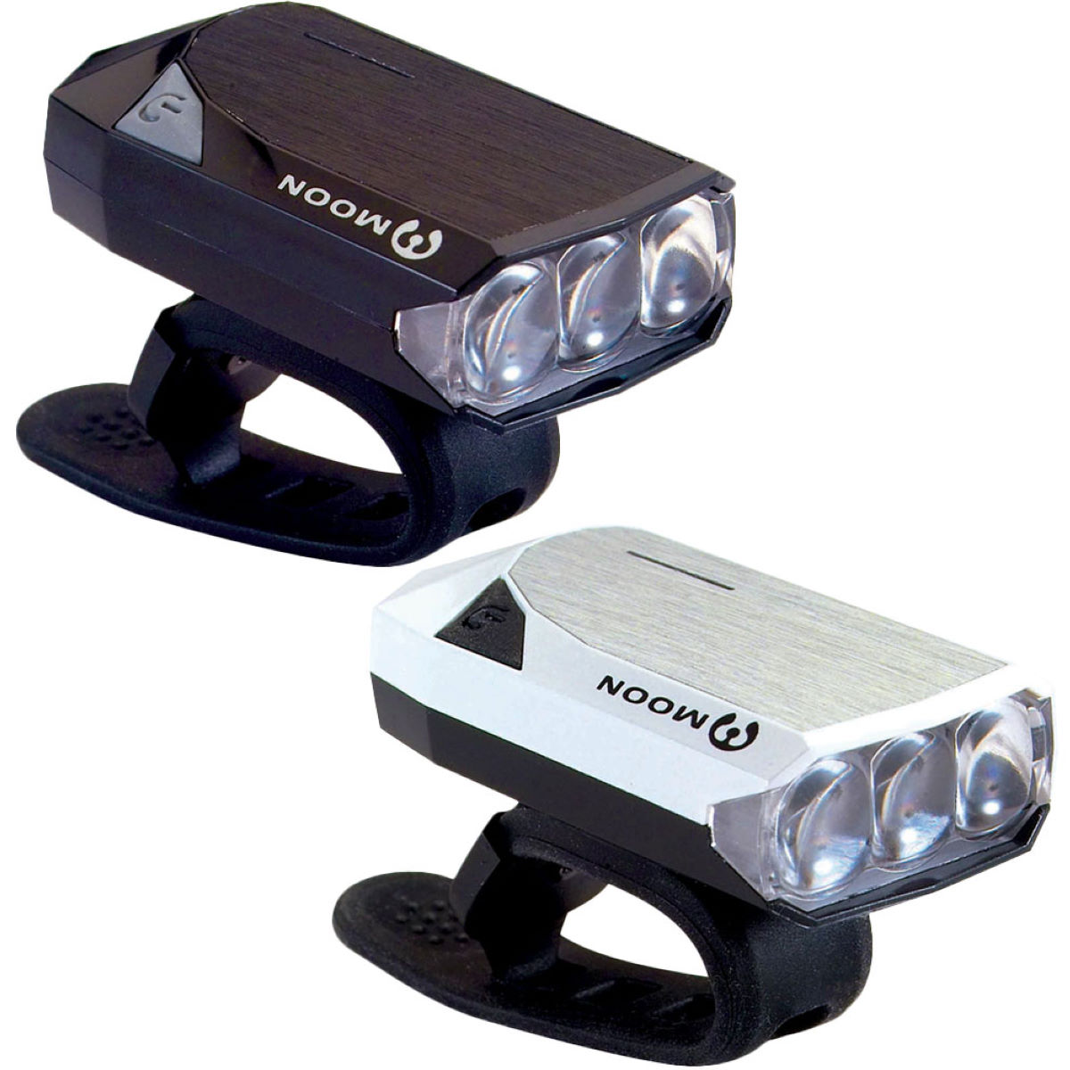 Moon Gem 2.0 LED Rechargeable Front Light