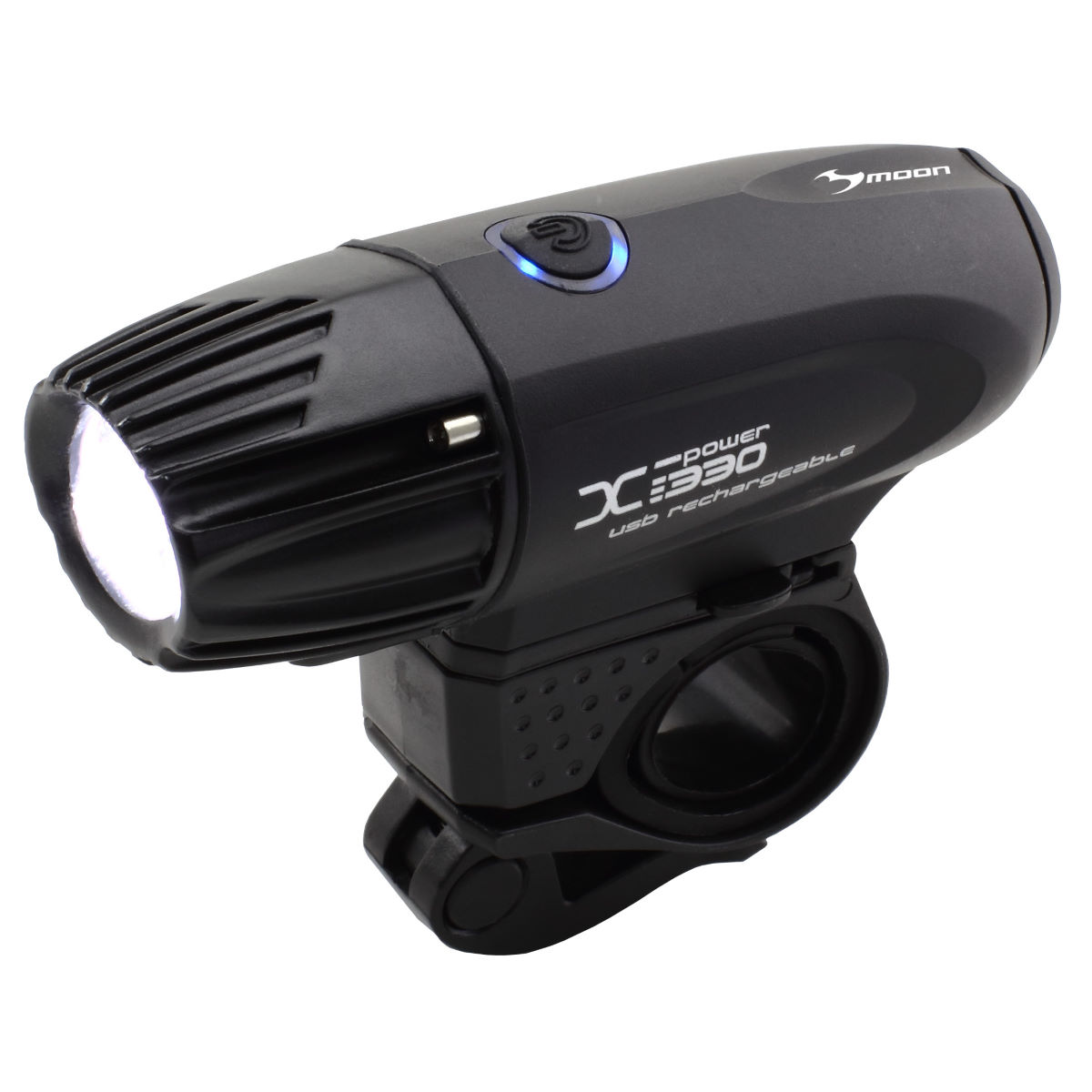 Moon X-Power 330 Rechargeable Front Light