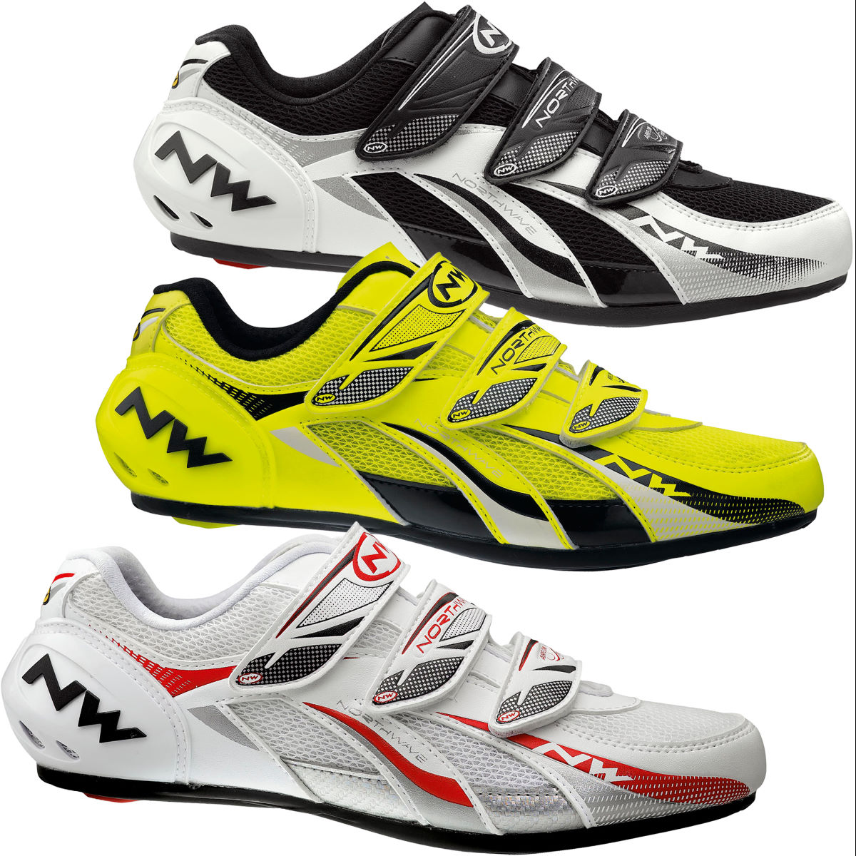 Northwave Fighter Road Shoes 2013