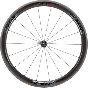 Zipp 303 Firecrest Clincher Front Wheel (Beyond Black)