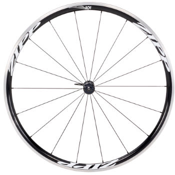 Zipp 101 Clincher Front Wheel (Beyond Black)