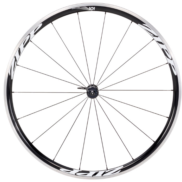 101 Clincher Front Wheel (Beyond Black)
