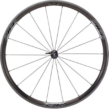 Zipp 202 Tubular Front Wheel (Beyond Black)