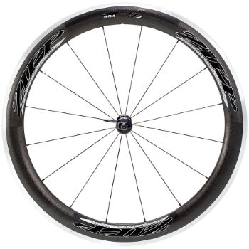 Zipp 404 Clincher Front Wheel (Beyond Black)