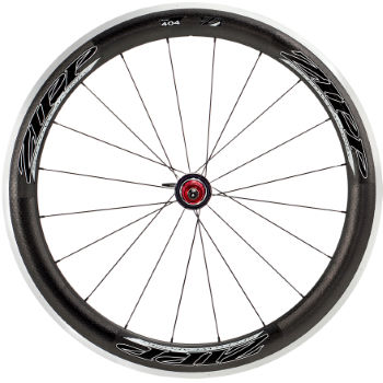 Zipp 404 Clincher Rear Wheel (Beyond Black)