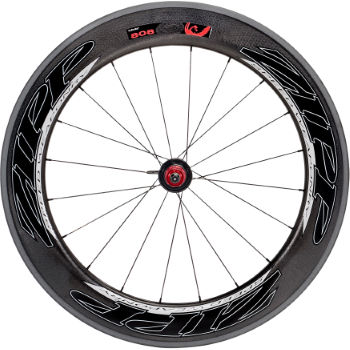 Zipp 808 Firecrest Tubular Rear Wheel (Beyond Black)