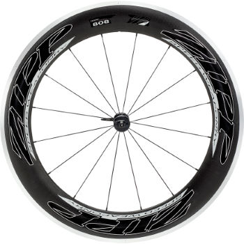 Zipp 808 Clincher Front Wheel (Beyond Black)