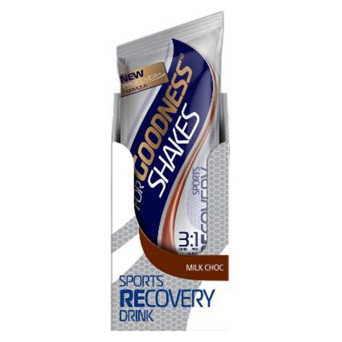 For Goodness Shakes Procovery Powder Sachets 12 x 72g