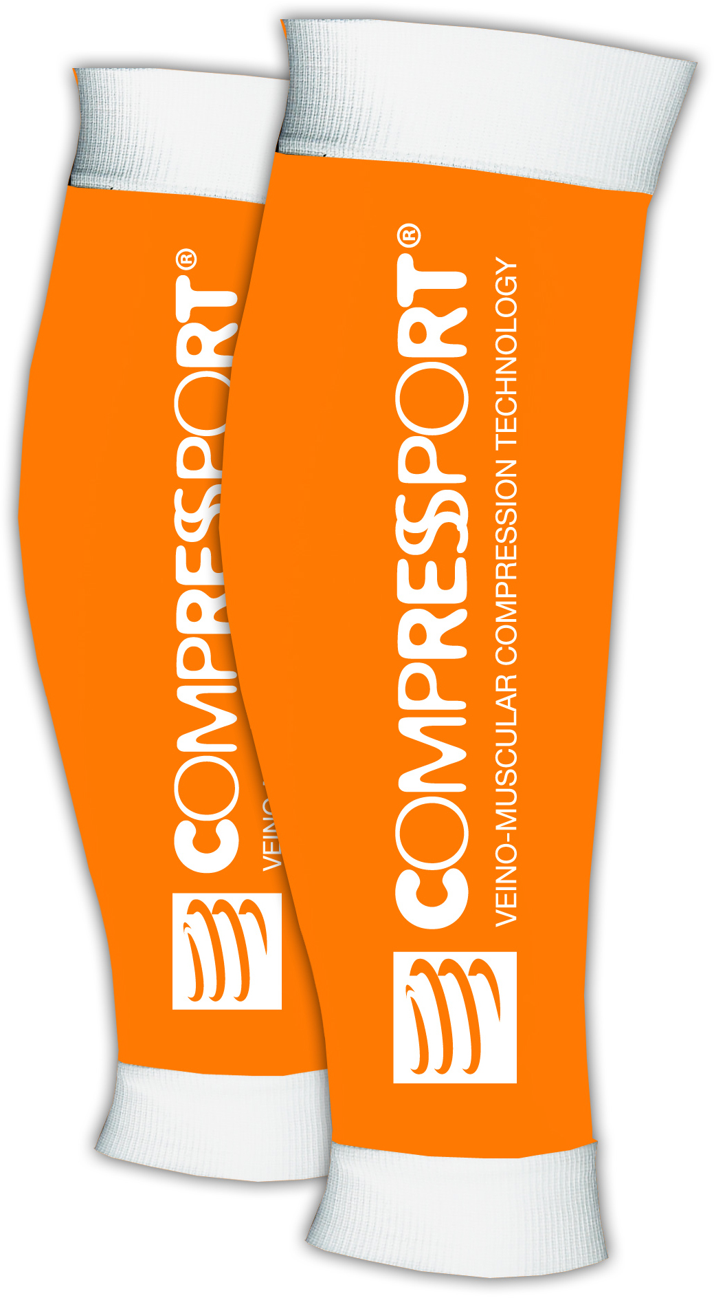 Compressport R2 (Race & Recovery) Calf Guard - Exclusive