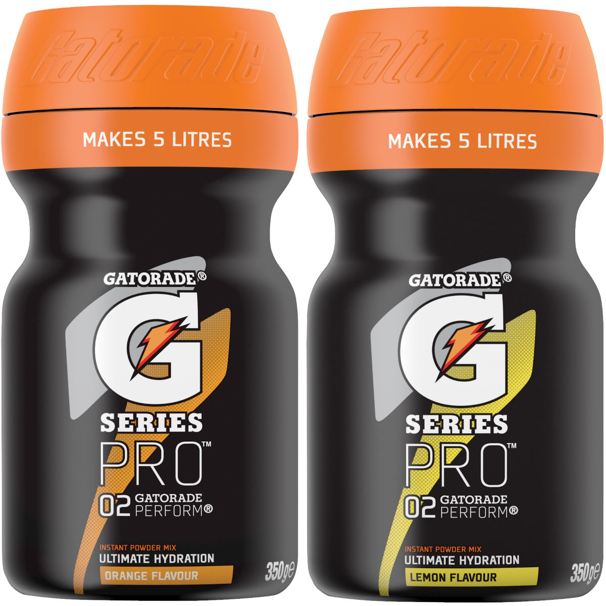 Gatorade G Series 02 Perform Energy Drink Powder - 350g