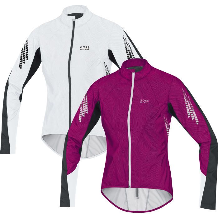 Ladies Xenon 2.0 Active Shell Jacket - 2012