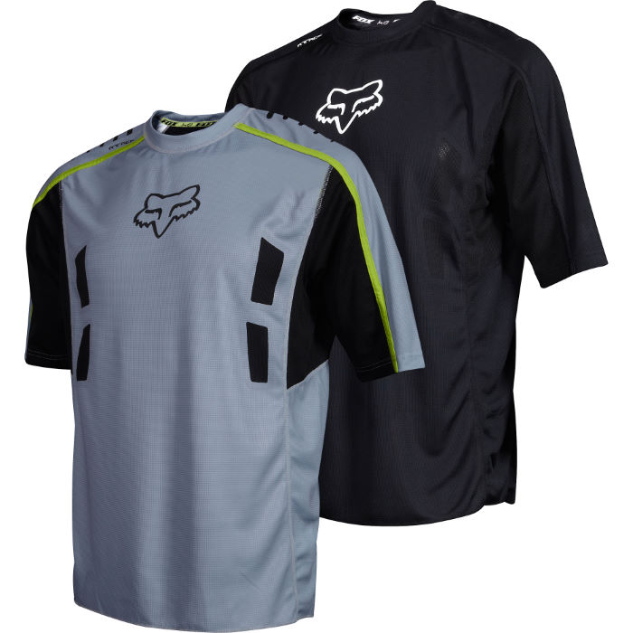 Attack Short Sleeve Jersey - 2012