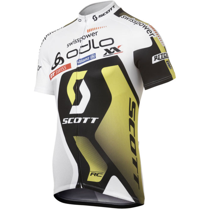  Scott-Swisspower Team Jersey