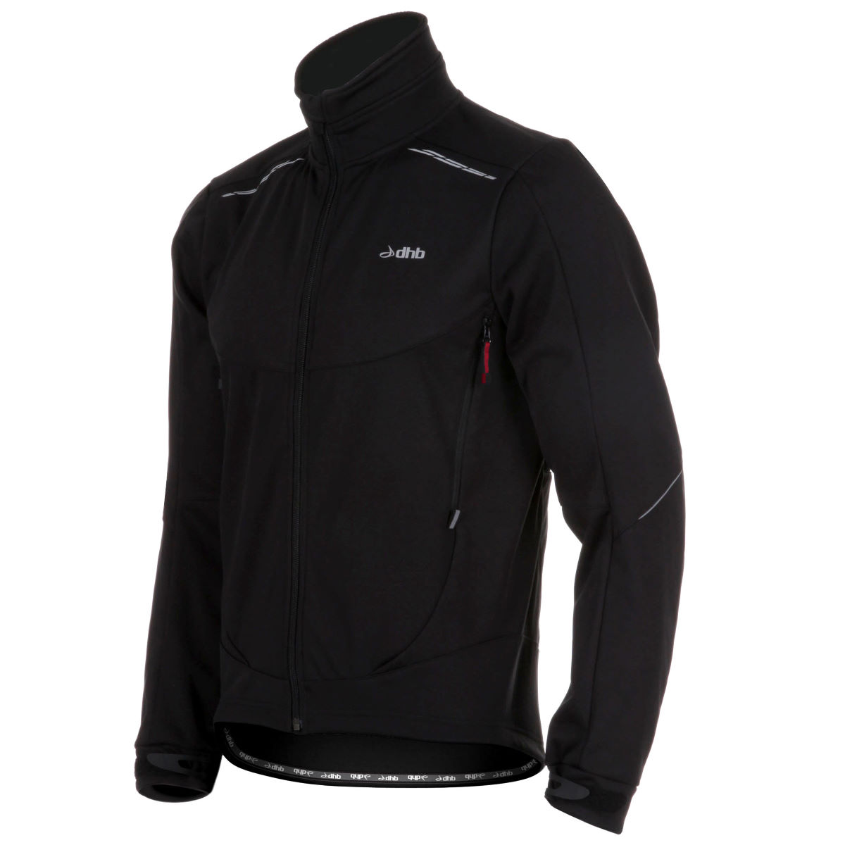 wiggle dhb windslam softshell jacket cycling windproof. Black Bedroom Furniture Sets. Home Design Ideas