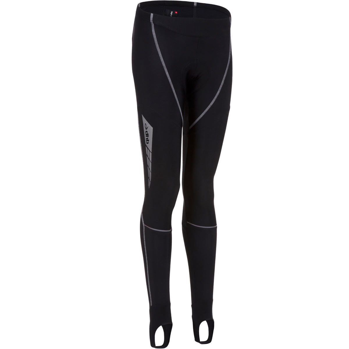 dhb Ladies Vaeon Reflex Roubaix Padded Waist Tight