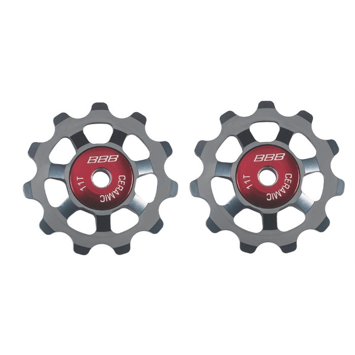 BDP-22 Aluboys Jockey Wheels 11T