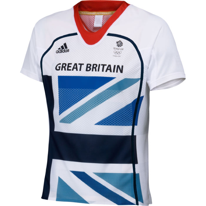 London Olympics 2012 Team GB Tee