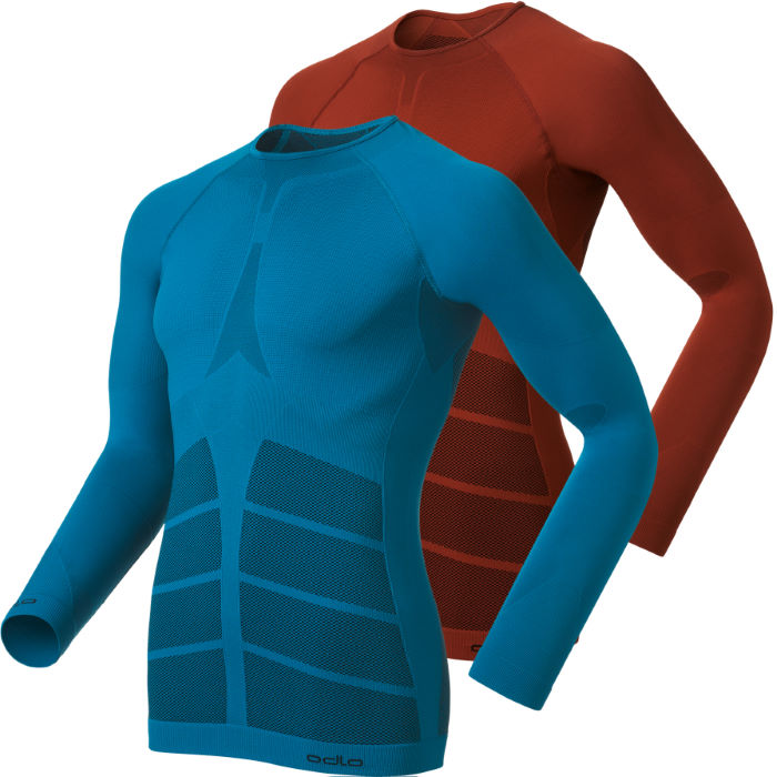  Evolution Warm Long Sleeve Base Layer - 2011