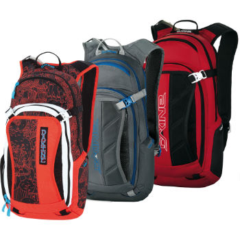 Nomad 18L + 3L Hydration Pack - 2012