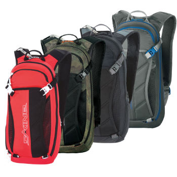 Drafter 12l + 3l Hydration Pack - 2012