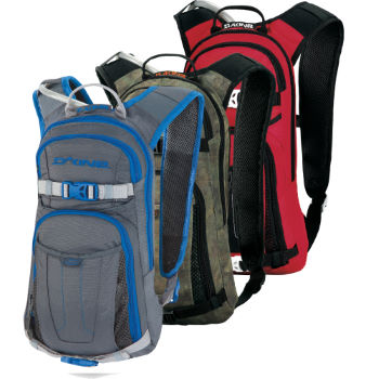 Session 6.5l + 2l Hydration Pack - 2012