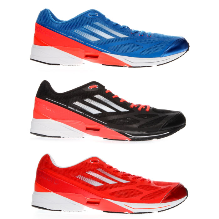 AdiZero Feather 2 Racing Shoes AW12