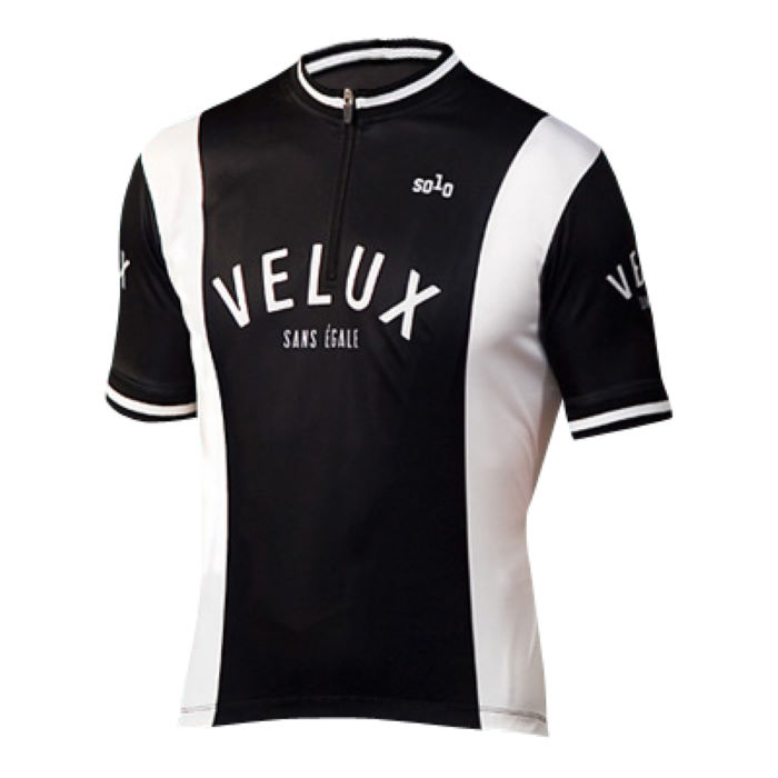 Velux Short Sleeve Cycling Jersey